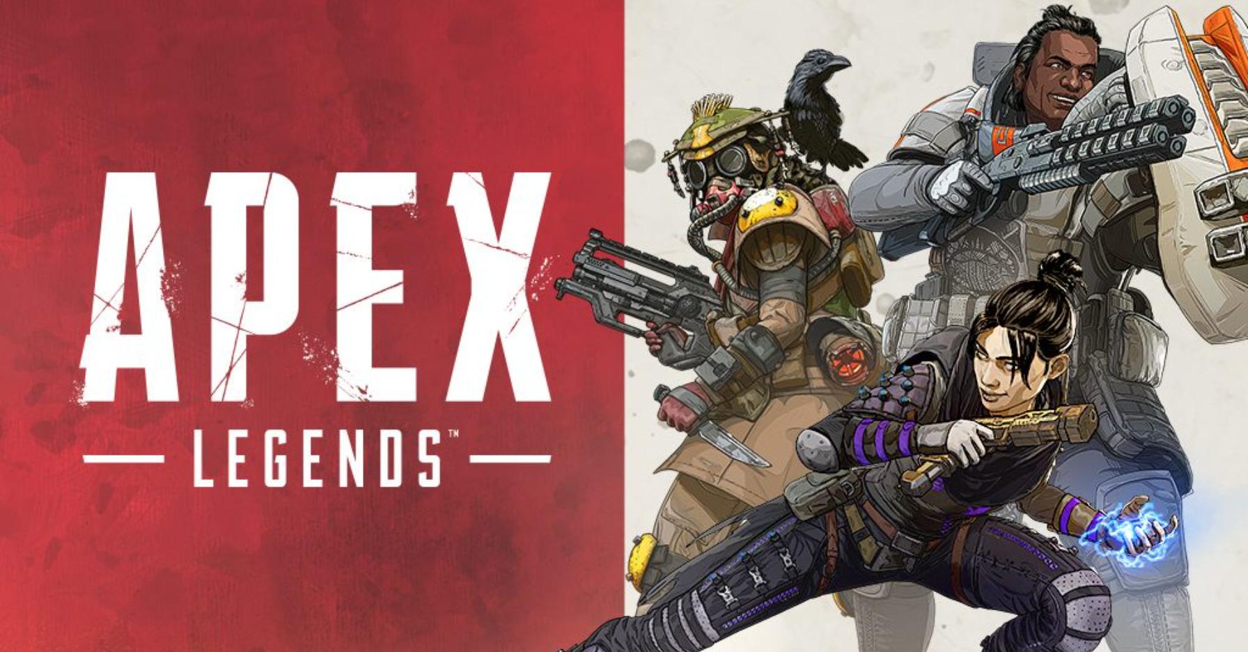Apex Legends【エーペックスレジェンズ】