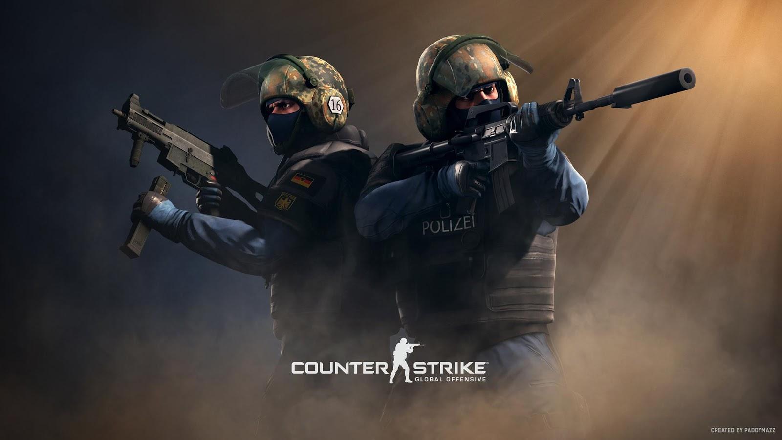 CSGO(Counter-Strike: Global Offensive)